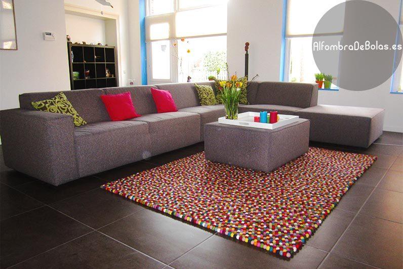 Decoraci n para el sal n c mara de la propiedad urbana - Decoracion alfombras salon ...