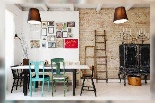 Decoraci n para el sal n c mara de la propiedad urbana - Como colocar cuadros en un salon ...