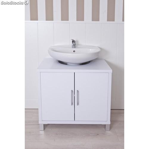Decora tu cuarto de ba o c mara de la propiedad urbana - Baldas para bajo lavabo ...